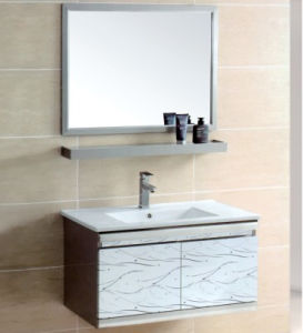 Beautiful Design Makeup Vanity Set for Bathroom pictures & photos