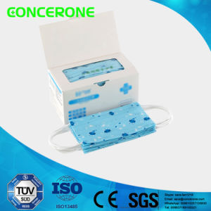 Nonwoven Surgical Face Masks with OEM Colors and Printing pictures & photos