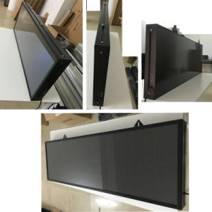 SMD3528 Full Color LED Sign USB Flash Disk Programmable Scrolling Message Board LED Open Display Board pictures & photos