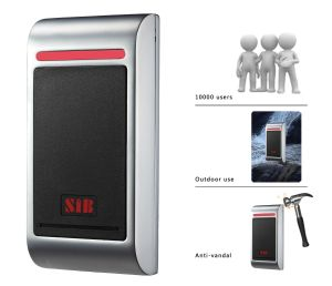 Metal Waterproof Standalone Access Control (M2EH) pictures & photos