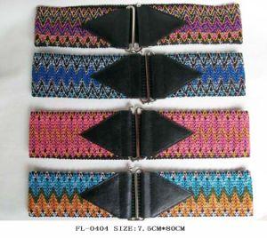 Fashion Elastic Belt (FL-0404)