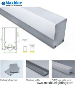 Wholesale Aluminum PC Profile for Linear LED Light Bar (MB-L3-3561) pictures & photos