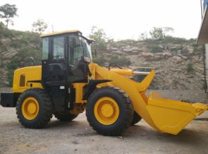3.0ton Hydraulic Front Loader pictures & photos