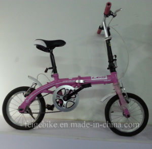 New Children Portable Bicycle Mini Folding Bike (FP-FDB-D026) pictures & photos