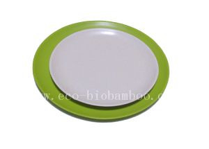 Bamboo Fiber Tableware Plate (BC-P2002) pictures & photos