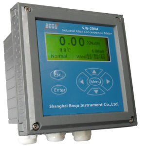 Industrial Alkali Concentration Meter (SJG-2084) pictures & photos