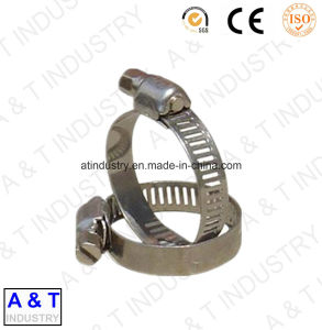 American Type Stainless Steel Hose Clamp / Pipe Clamp /Pipe Fastener pictures & photos