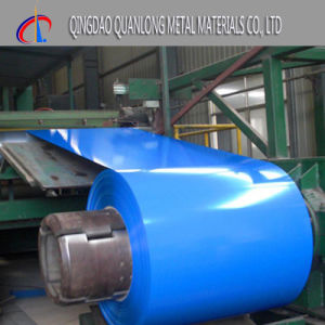 Prepainted Steel Coil/Color Coated Steel Coil/Ppgil Coil pictures & photos