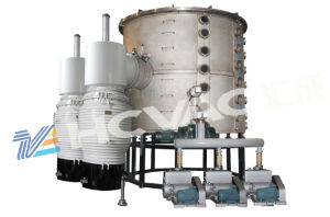 Titanium Coated Stainless Steel Plate PVD Coating Machine/PVD Coating Unit pictures & photos