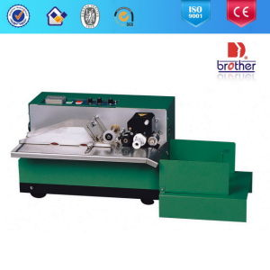Hot Solid Ink Roll Code Printing Machine for Paper, Card, Label pictures & photos