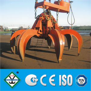 Grab for Port Crane, Overhead Crane and Gantry Crane pictures & photos