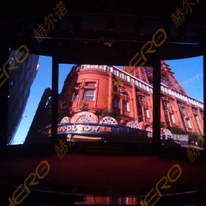 Professional Manufacturer Indoor P12.5 Strip Mesh Stage LED Display pictures & photos