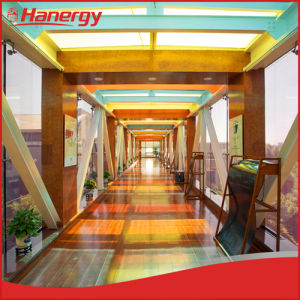 Hanergy Solar Skylight system of Shopping Mall Corridor with Best Solar Cell Price