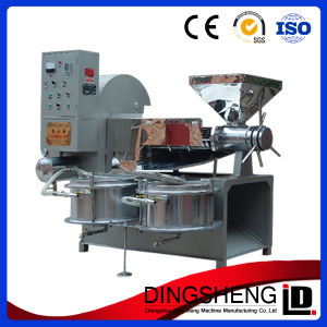 Automatic Sunflower Seed Oil Extruder pictures & photos