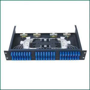 Rack Mounted ODF 12 Port Sc Duplex Type