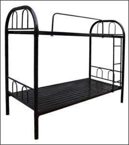 Dubai New Design Cheap Queen Size Bunk Bed pictures & photos