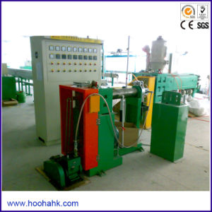 Silicone Wire Extrusion Equipment with Suitable Price pictures & photos