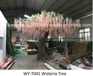 Decoration Beautiful Artificial Fake Synthetic Wisteria Tree pictures & photos
