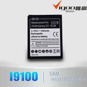 High Capacity Battery for Samsung I9100 pictures & photos