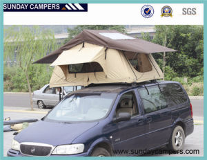 Waterproof Luxury Family Camping Car Roof Tent pictures & photos