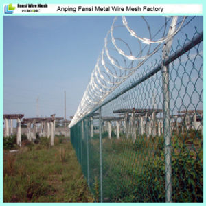 High Quality Used Galvanized Chain Link Fence pictures & photos