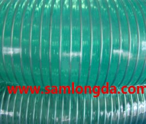 "High Quality PVC Steel Wire Hose (3/4""-8"") pictures & photos"