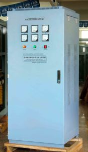 DJW-WB, SJW-WB Series Single Phase and Three Phase Microcomputer Contactless Compensation Voltage Stabilizer 100k pictures & photos