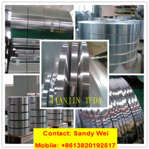 AISI430 Ba Stainless Steel Coil Strip Belt Roll pictures & photos