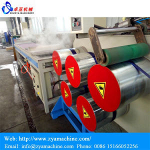 Plastic Pet/PP Protective Screening Round Wire Drawing Machine pictures & photos