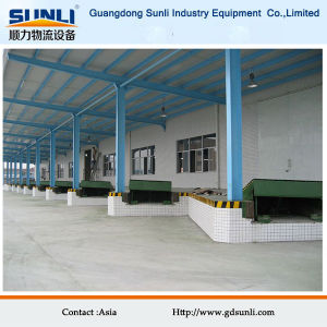 Durable Hot Sale Hydraulic Dock Leveler pictures & photos