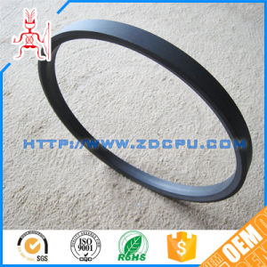 New Cheap Solid Flanged Plastic Gaskets pictures & photos