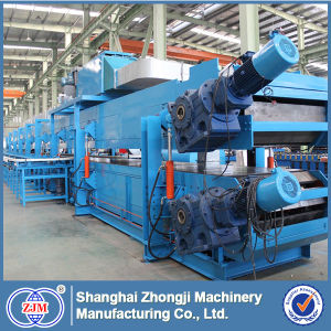 PU+Mineral Wool Sandwich Panel Production Line pictures & photos
