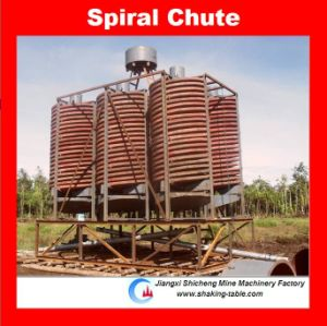 Spiral Separator Machinery for Chromite Concentrating (5ll-1500/1200/900/600/400) pictures & photos