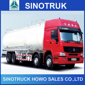 Sinotruk HOWO 12 Wheel 30cbm Bulk Cement Truck for Sale pictures & photos