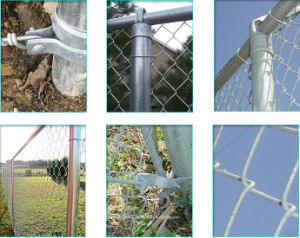 Factory Heavy Duty Galvanized N Type Steel Wire Farm Fence pictures & photos