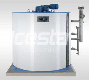 Icesta Easy Installation Flake Ice Evaporator pictures & photos