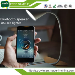 Mini Portable USB Port Night Light with Bluetooth Speaker pictures & photos