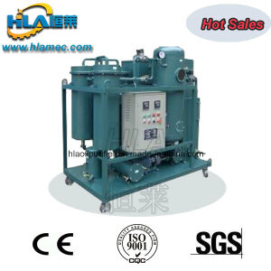 Vacuum Air Cooled Type Waste Turbine Oil Recycling Machine pictures & photos