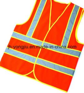 The New Fashion Cheap High Quality Safety Reflective Vest 4