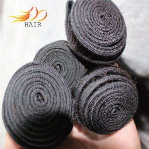 8A Unprocessed Virgin Human Hair Straight Brazilian Hair Weave Silk Smooth pictures & photos