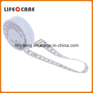 1.5m BMI Body Waist Measure Tape pictures & photos