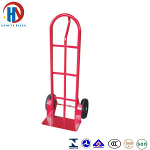 Metal Red Hand Trolley Ht1820 pictures & photos
