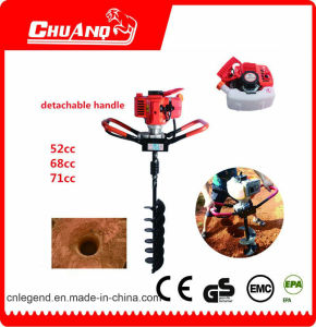 Earth Auger with Detachable Handle pictures & photos