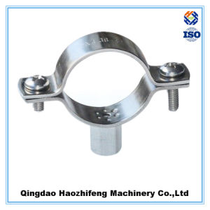 Hoop Heavy Duty Steel Pipe Hose Clamp pictures & photos