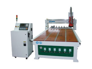 Woodworking Machine with Auto Tool Changer (XE1325/1530/2030/2030) pictures & photos