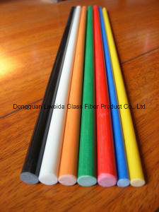 High Strength Corrossion Ressistant Fiberglass/FRP/GRP Bar&Rod pictures & photos