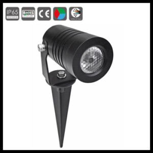 3W 3in1 RGB LED Garden Light pictures & photos