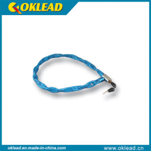 Universal Steel Motorcycle Cable Lock (MT3026)