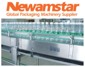Mineral Water Filling Machine (PET)