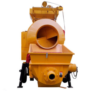 Concrete Machine for Construction Jbt30 Concrete Mixer Pump pictures & photos